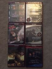 The Fugitive-Space Cowboys-Troy-King Kong-Constantine-A Scanner Darkly HD DVD
