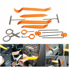 HOT Panel Removal Open Pry Tools Kit 12 pcs Car Dash Door Radio Trim Panel LTca