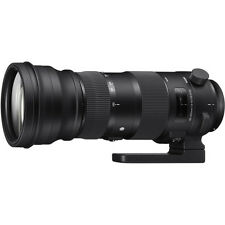 Sigma 150-600mm f/5-6.3 DG OS HSM SPORT Zoom Lens NIKON - 4 YEAR USA WARRANTY