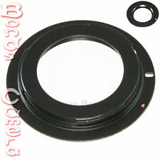 M42 screw lens to Canon EOS EF Mount Adapter black 5D II III 6D 7D 70D 100D 700D