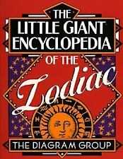 The Little Giant Encyclopedia of the Zodiac 1997 PB