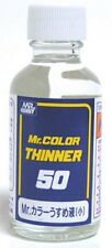 Mr Hobby Color Thinner 50ml T101 Gunze GSI Creos Model Kit Paint Tool Supply