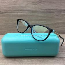 Tiffany & Co. TF 2120-B 2120 B Eyeglasses Havana Turquoise 8134 Authentic 51mm