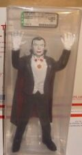 """1986 IMPERIAL TOY MONSTER 7.5""""  COUNT DRACULA AFA GRADED UNCIRCULATED 80 NM"""