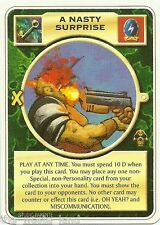 DOOMTROOPER: A NASTY SURPRISE ENGLISH APOCALYPSE MUTANT CHRONICLES CCG