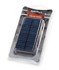 RadioShack 0.5W Watt 4.5V Solar Panel Power Cell For Charger with Output Cable