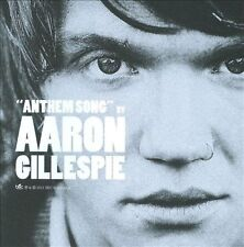 Anthem Song by Aaron Gillespie (CD, Mar-2011, CMJ)