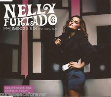 NELLY FURTADO - Promiscuous (ft TIMBALAND) (UK 2 Tk CD Single)