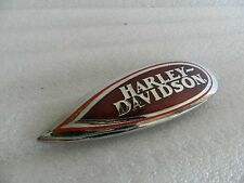 NEW ORIGINAL HARLEY FLSTS HERITAGE SPRINGER RIGHT FUEL TANK MEDALLION 62157-00
