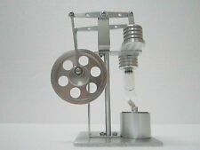 STIRLING ENGINE WALKING BEAM! STIRLINGMOTOR,COLLECTION, EDUCATION TOY STEAM