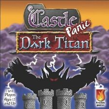 Fireside Games: Castle Panic - The Dark Titan epansion  Board Game (New)
