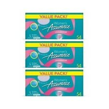 3 PACK Large Women's Disposable Underwear Panties Incontinence Supplies Diapers
