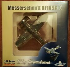 Witty Wings/Sky Guardians BF109G-6 Messerschmitt WTW-72-003-004 1:72 NEW
