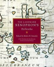 The Landmark Xenophon's Hellenika by Xenophon Hardcover Book English