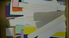 1KG Box Of Offcut Card Ideal For Card Making/Scrapbooking Mixed Sizes & Colours