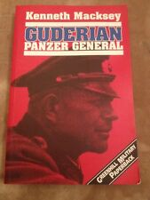 Guderian: Panzer General by Kenneth Macksey (Paperback, 1997)