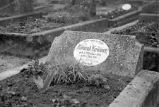 Negativ-Alsfeld-Hessen-Friedhof-Grabstein-1930er Jahre-3