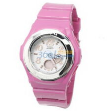 Casio Baby-G Gemmy Dial World Time Ladies Watch BGA-100-4B1