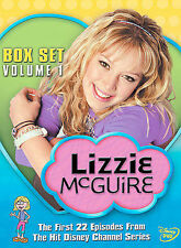 Lizzie McGuire - Box Set: Volume 1 (DVD, 2004) HILARY DUFF Disney