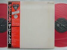 RED VINYL / THE BEATLES WHITE ALBUM / MONO / WITH OBI
