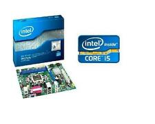 INTEL PENTIUM G2130 DUAL CORE 3.2GHz CPU DH61WW MICRO ATX MOTHERBOARD COMBO KIT