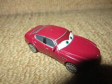Disney Pixar Cars Diecast Metal toy childrens CARLO MASERATI
