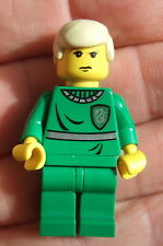 *LEGO HARRY POTTER: DRACO MALFOY  SLYTHERIN QUIDDITCH HP020 Year 2