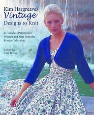 Kim Hargreaves' Vintage Designs to Knit : 25 Timeless Patterns for Women and ...