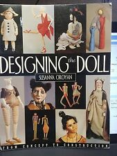 Designing the Doll by Susanna Oroyan Book