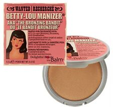 theBalm BETTY-LOU MANIZER Bronzing Bronzer Shimmer Eye Shadow~DELIGHTFUL BEAUTY