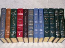 Easton Press LIBRARY OF THE PRESIDENTS collection in 45 vols