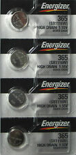 365 Battery Replacement Watch Battery Equivalent Energizer x 4