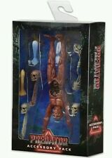 """Neca Predator accesory pack suitable 8"""" collectible action figure"""