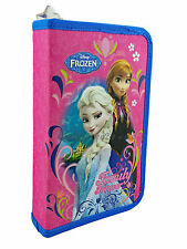 Disney Frozen Ice Queen Elsa Pencil Case Double for 29 Share Pink