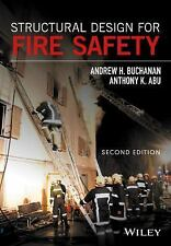 2DAY SHIP | Structural Design for Fire Safety, HARDCOVER, Andrew H. Buchanan