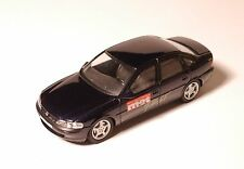 "OPEL Vectra B Lim. Saloon test carrello ""MOT"" Test Car, Schuco in 1:43 - RARE!"