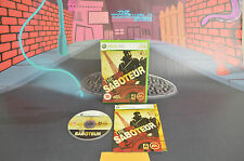 THE SABOTEUR XBOX 360 PAL UK ENVÍO 24/48H
