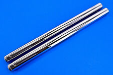 "Custom Cycle Show Chrome Fork Tubes 41mm 20.25"" T2000"