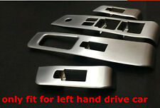 For Nissan X-Trail 2008-2013 4pcs Door Handle Holder Window Lift Switch Cover