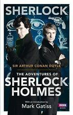 The Adventures of Sherlock Holmes by Sir Arthur Doyle (2012, Paperback)