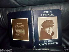 THE BEATLES IN HIS OWN WRITE! JOHN LENNON 'S FIRST BOOK 2nd REISSUE APRIL 1964