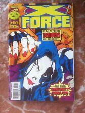 X-FORCE #62 NEAR MINT (W7)