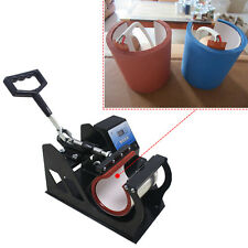 Sublimation Mug Cup Heat Press Transfer Machine, DIY Mug Cup Machine