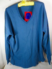 Spirit Activewear Football Jersey oversize Small long sleeve R$49.95 NWT 4751