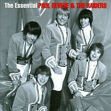Essential Paul Revere & The Raiders, New Music