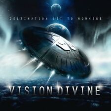 VISION DIVINE Destination Set To Nowhere CD