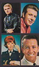 Australia Mobil 1960s TV TOP PERFORMERS Complete Set Of 16 MINT