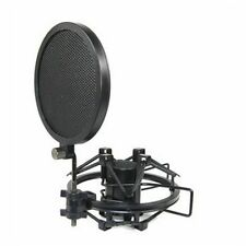 Professional Record Studio Microphone Mic Wind Screen Pop Filter Shield