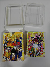 DRAGON BALL Z CARDS CARTAS POKER SERIES - 54 CARDS 5000 LIMITED NEW SEALED NUEVO