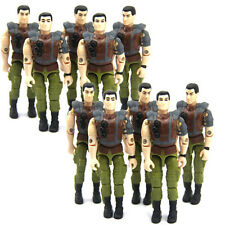 Gift Boys Movie Toys 10 x GI JOE G.I. JOE 1993 ROCK 'N ROLL 3.75'' ACTION FIGURE